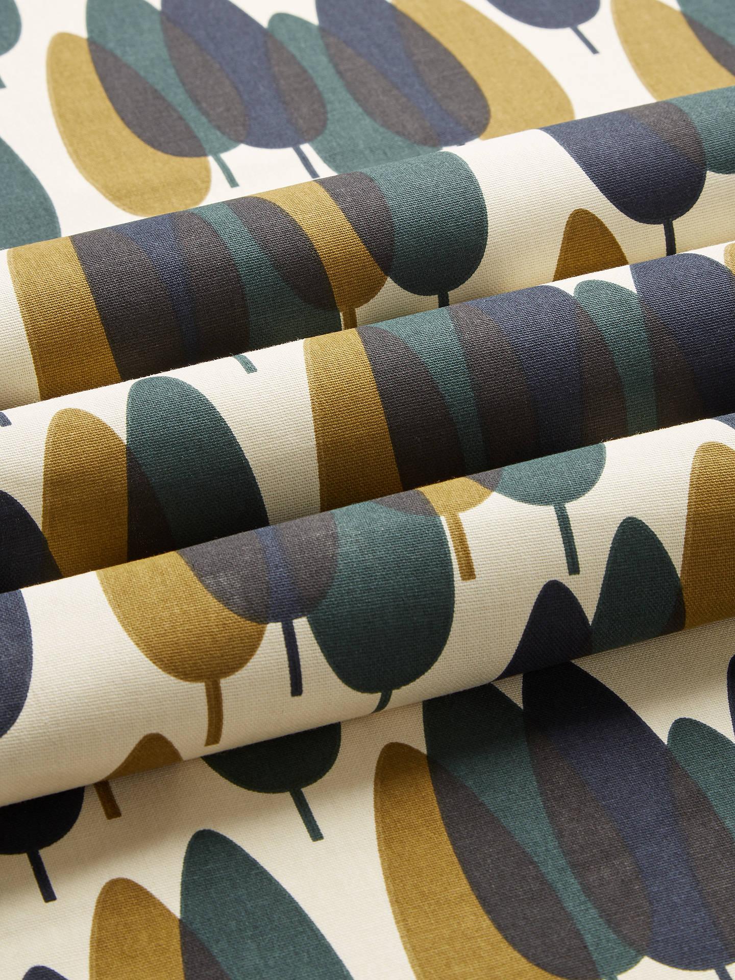 Orla Kiely Alpine Forest Furnishing Fabric at John Lewis