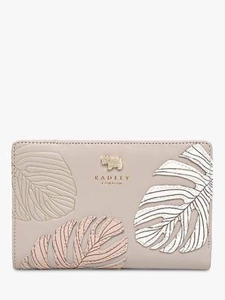 5ca9625d9a7 Radley Leather Palms Medium Purse