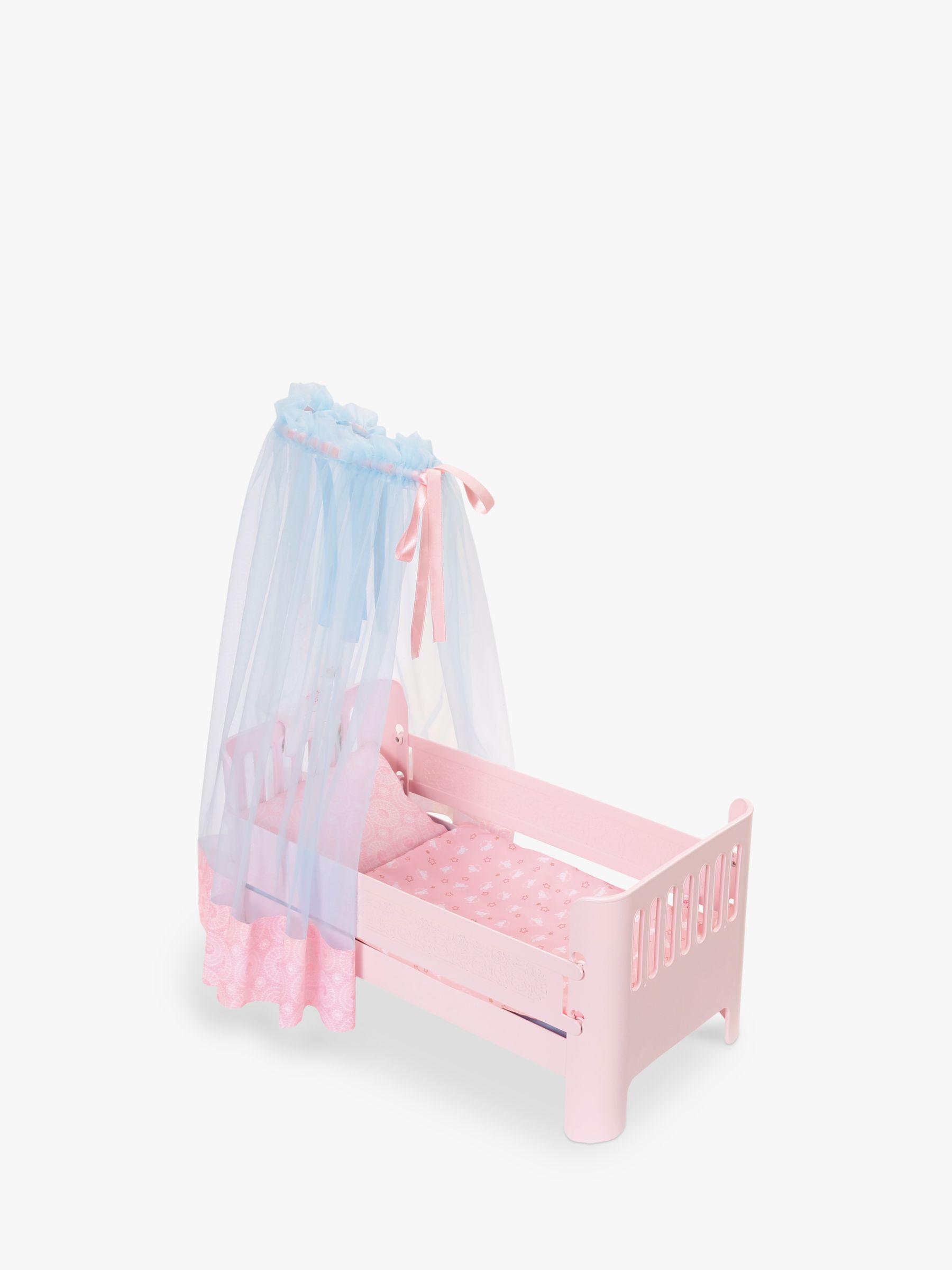 Zapf Zapf Baby Annabell Sweet Dreams Bed