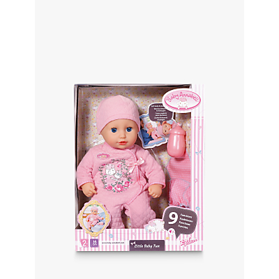 Zapf My First Baby Annabell Little Baby Fun Doll