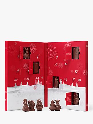 Hotel Chocolat The Advent Calendar - Milk Chocolate, 125g
