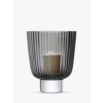 LSA International Pleat Lantern Candle Holder
