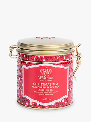 Whittard Christmas Tea Kilner, 75g