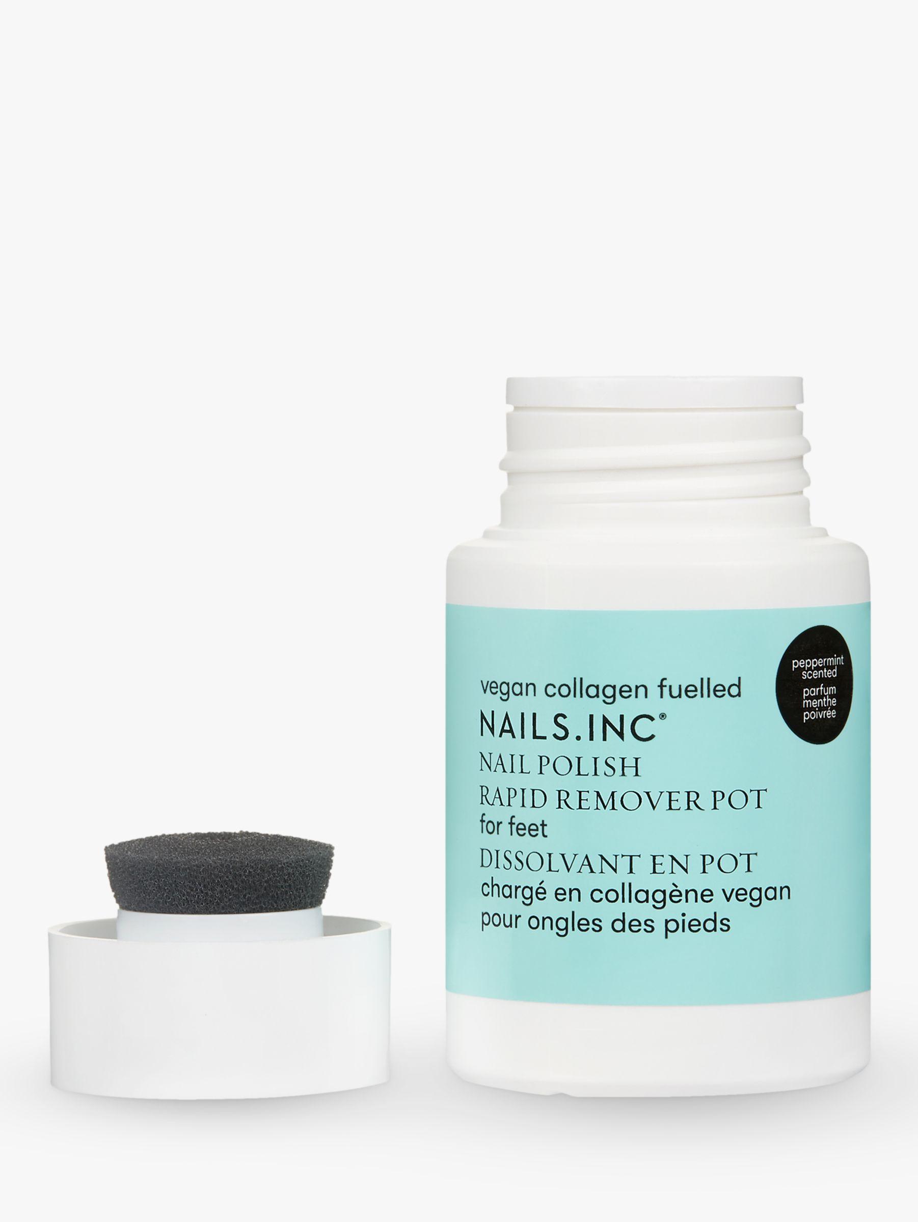 Nails Inc Nails Inc Nail Polish Rapid Remover Pot for Feet, 60ml