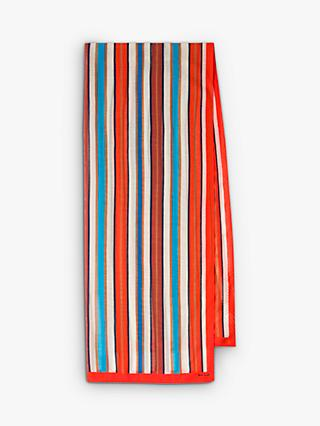 Paul Smith Wool Stripe Scarf, Multi