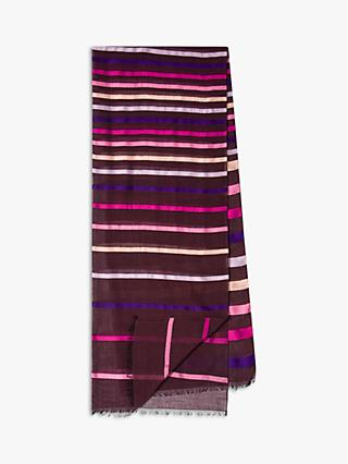 Paul Smith Gina Stripe Scarf, Multi