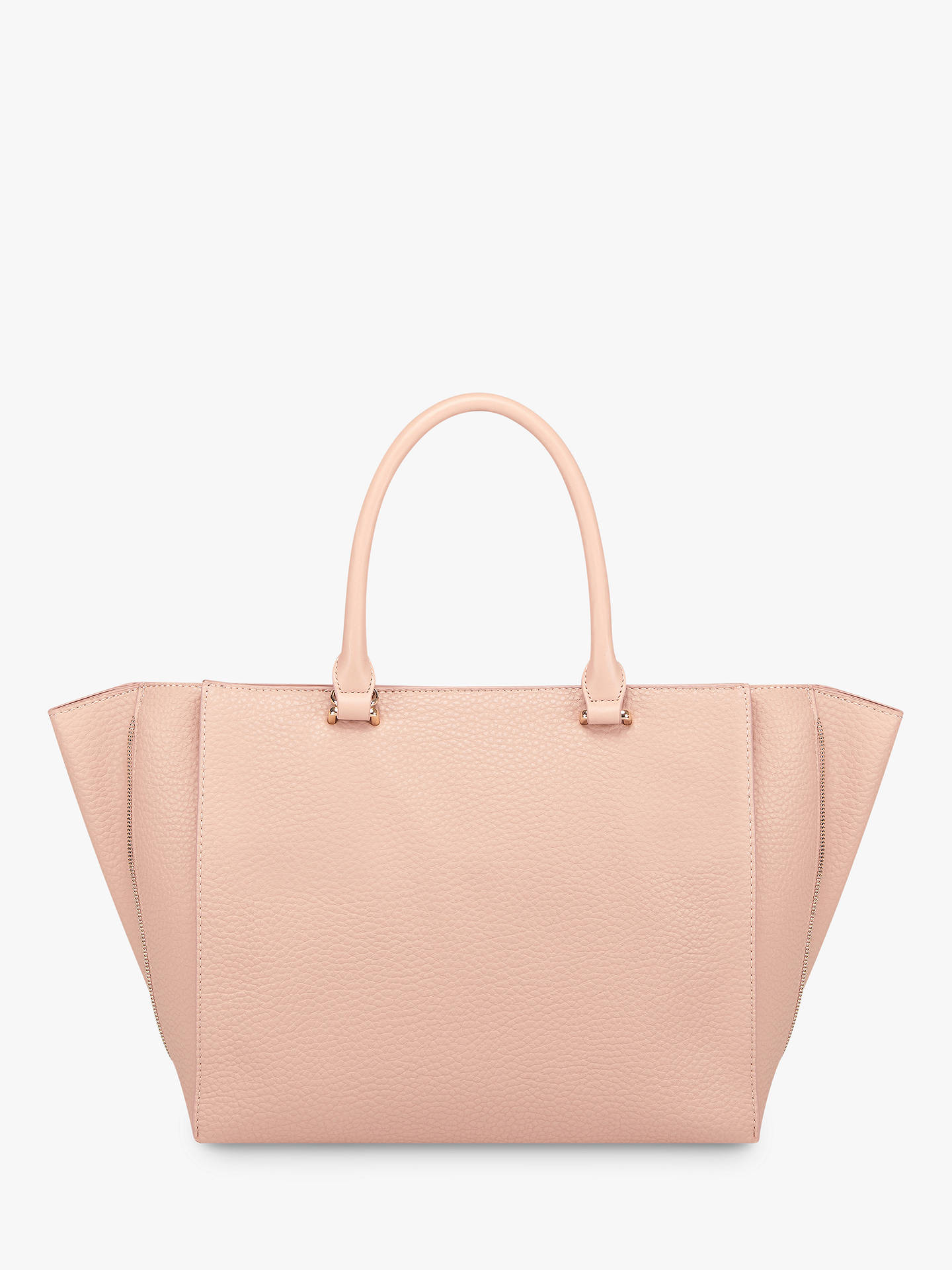 Buy Fiorelli Anna Tote Bag, Rosewater Online at johnlewis.com