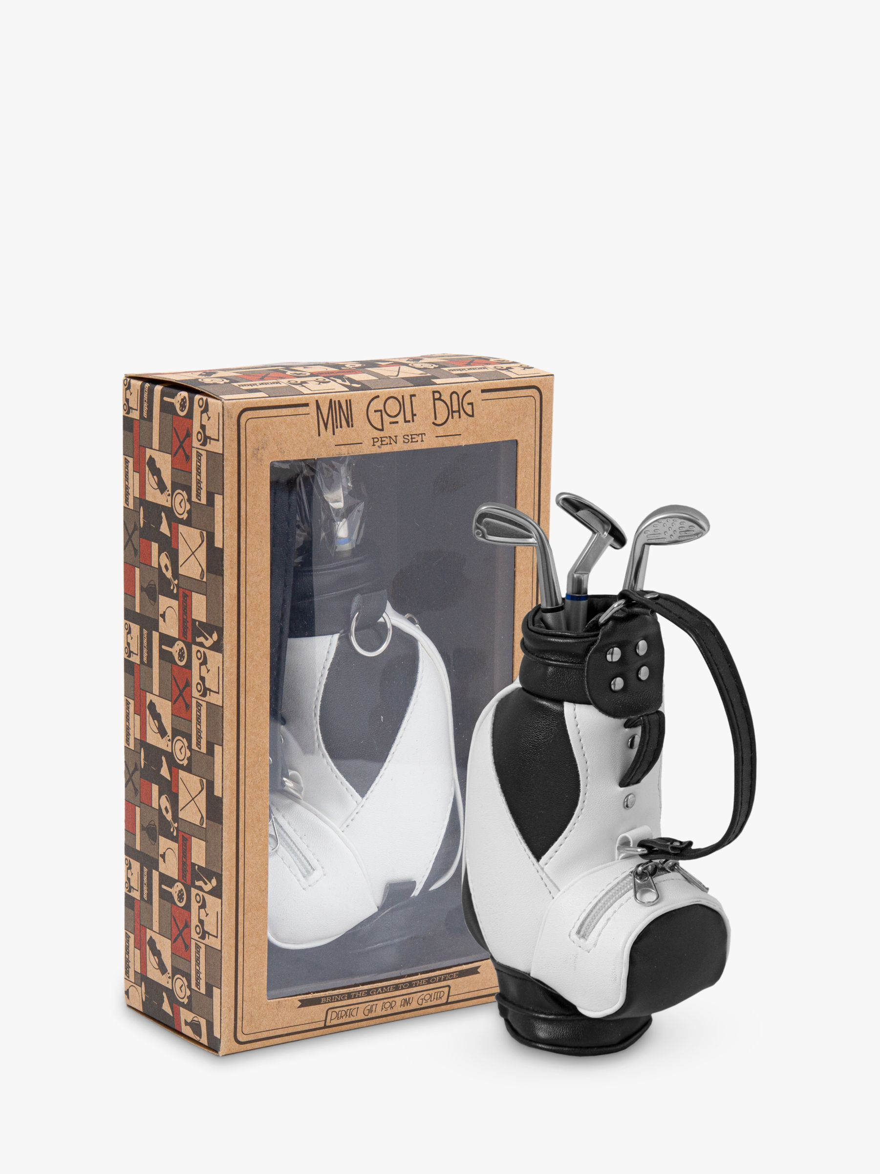 Longridge Longridge Desktop Golf Bag Pen Set
