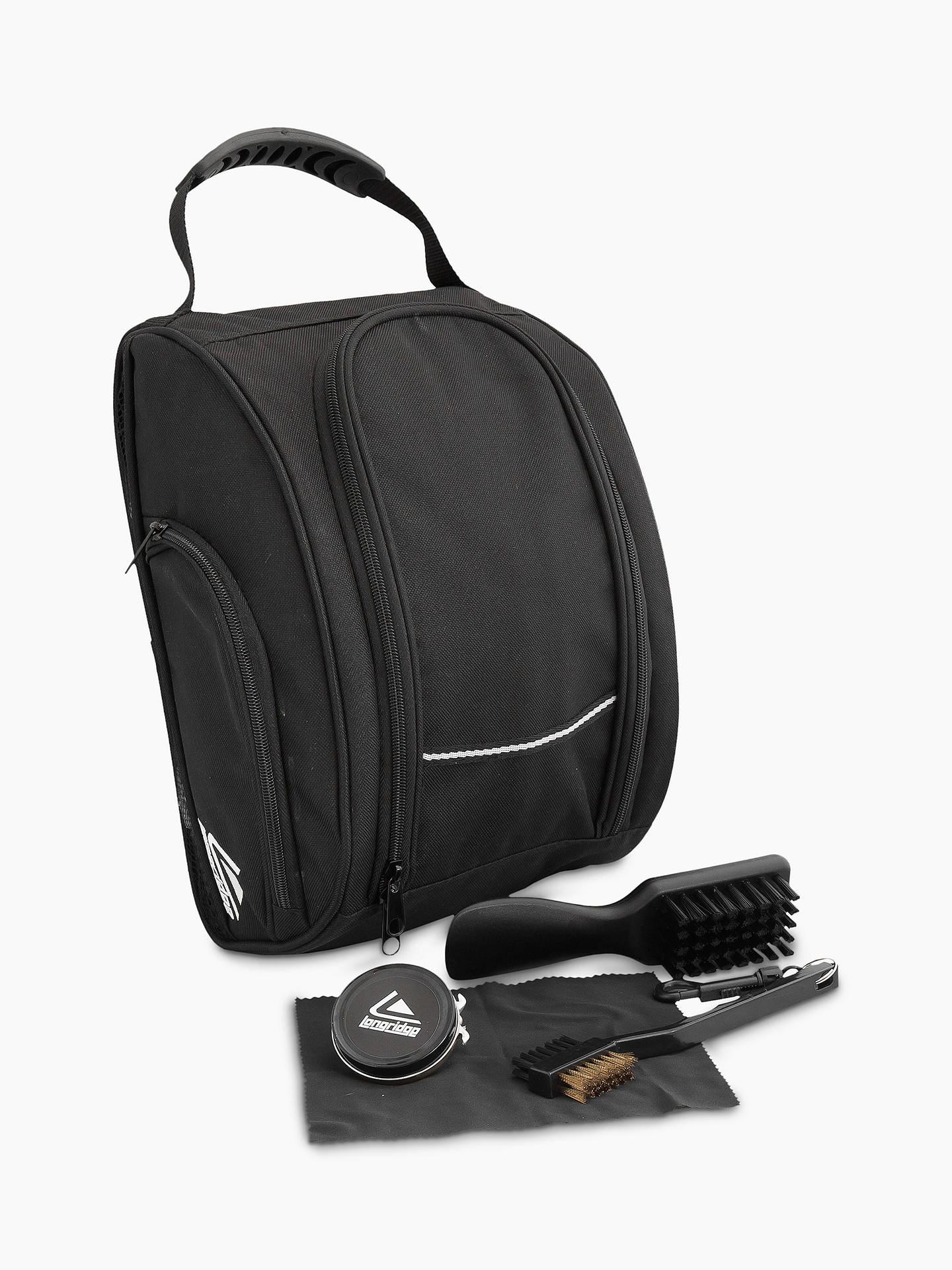 Golf Shoe Bag >> Longridge Executive Golf Shoe Bag And Accessories Set