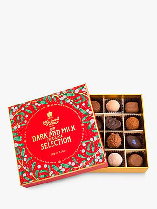 Charbonnel et Walker Fine Selection Milk Chocolate Truffle Assortment, 205g