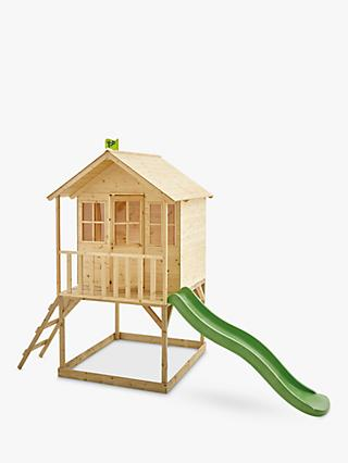 TP Toys Hill Top Tower Playhouse & Slide