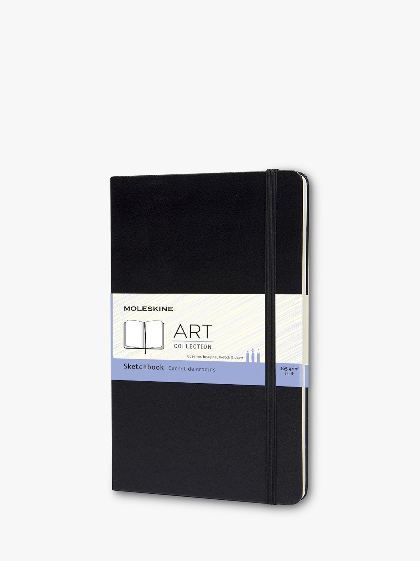Moleskine Moleskine Large Art Sketchbook, Black