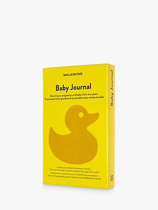 Moleskine Pregnancy & Baby Journal