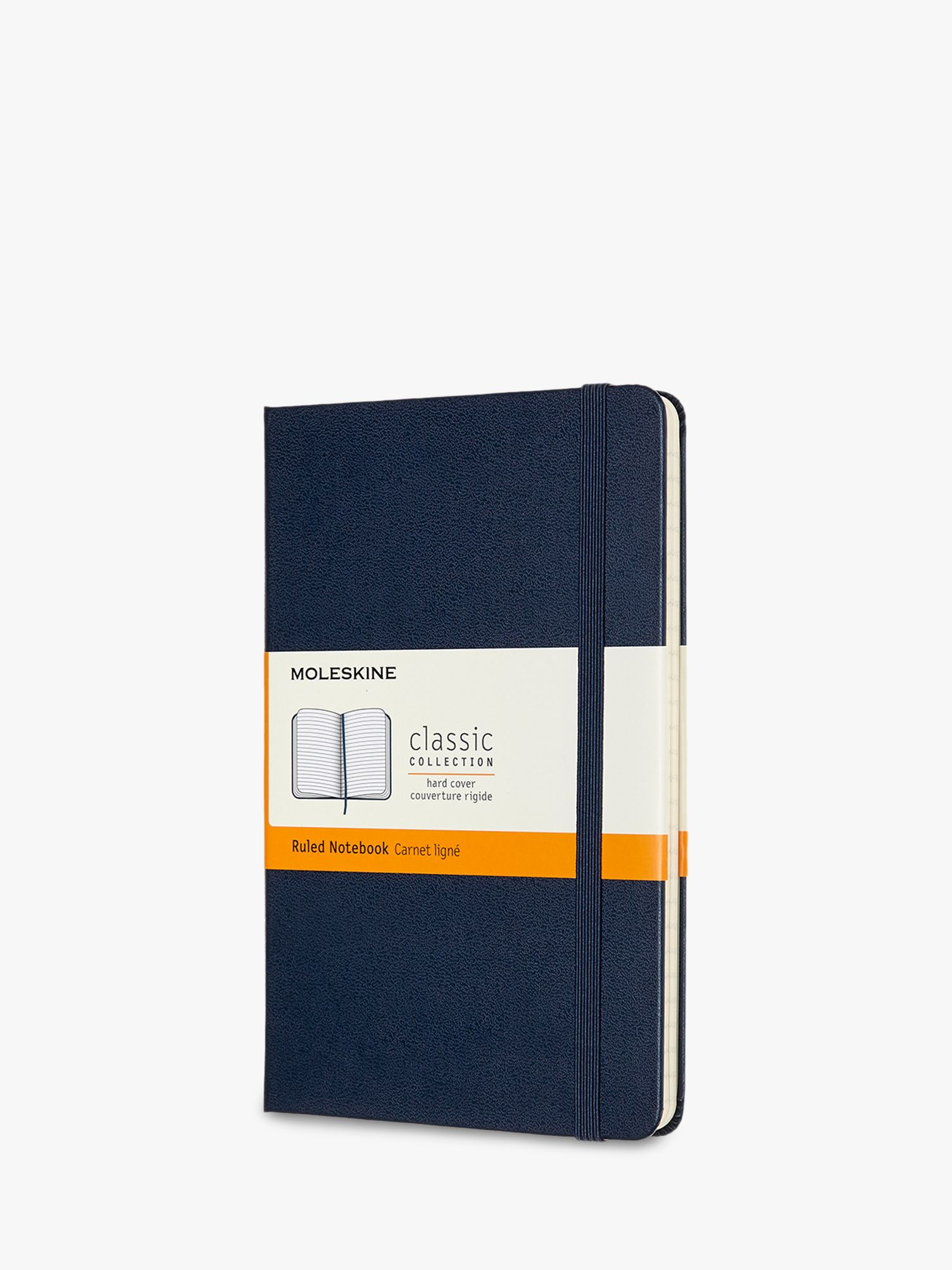 Moleskine Moleskine Medium Hardcover Ruled Notebook