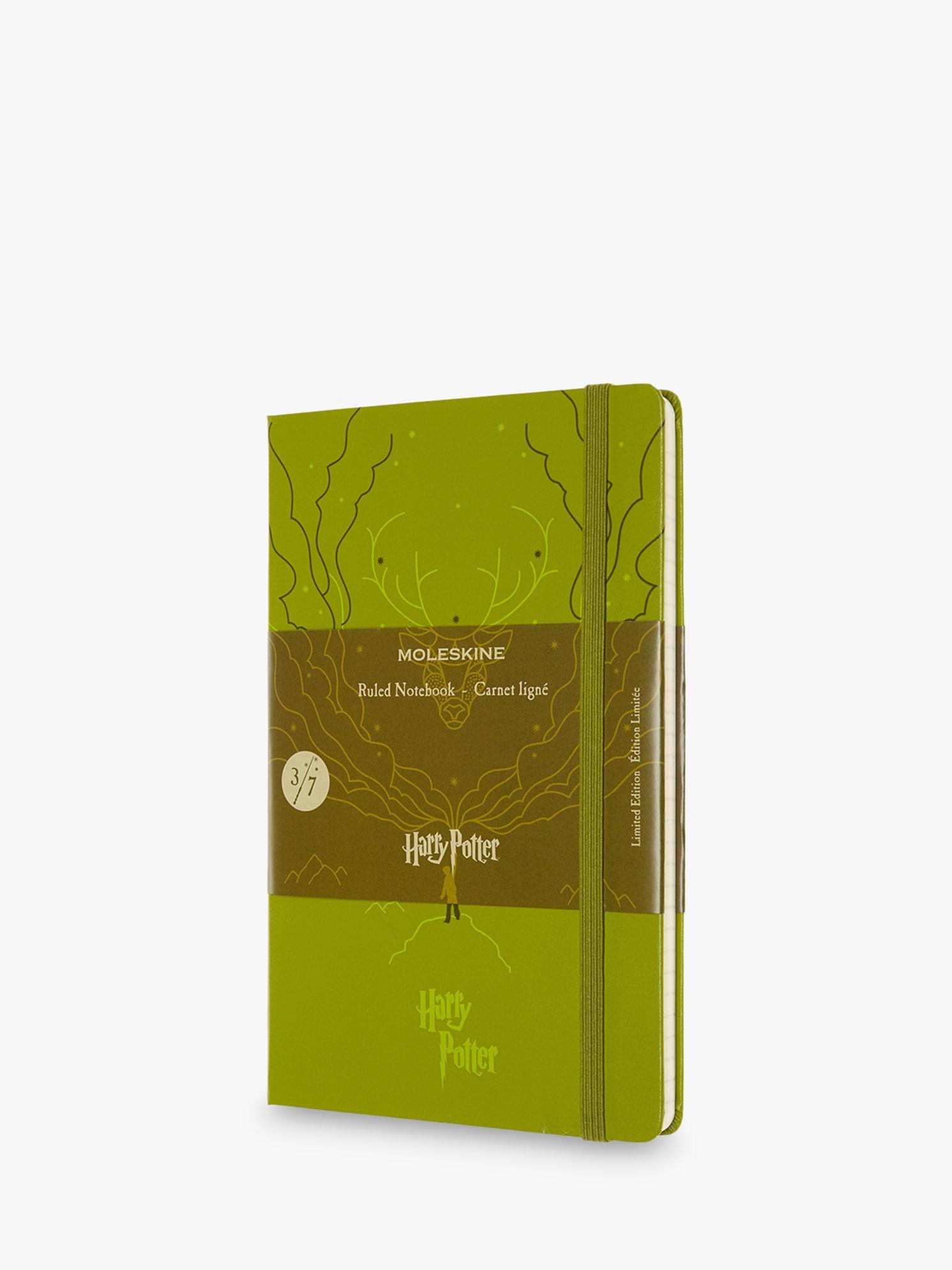 Moleskine Moleskine A5 Limited Edition Patronus Harry Potter Notebook
