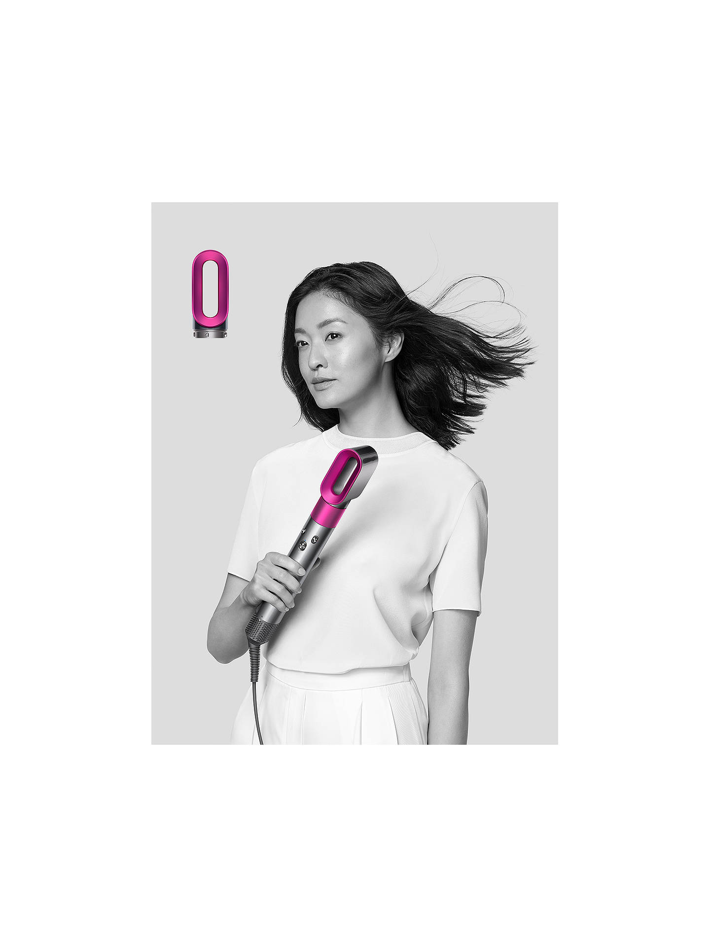 Buy Dyson HS01 Airwrap Complete Hair Styler Online at johnlewis.com