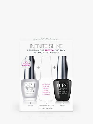 OPI Infinite Shine Prostay Primer and Gloss Duo Pack