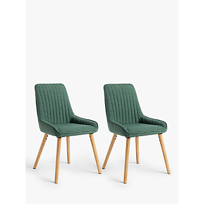 John Lewis & Partners Toronto Side Dining Chairs, Set of 2
