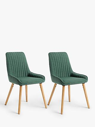 Enjoyable Dining Chairs Dining Room Chairs John Lewis Partners Evergreenethics Interior Chair Design Evergreenethicsorg