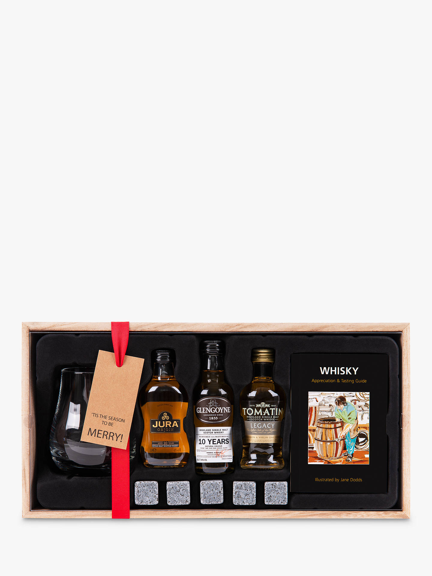 Whisky Tasting Set, 3x 5cl at John
