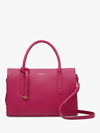 Radley Arlington Court Leather Medium Grab Bag