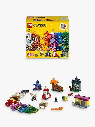 c91792c6b5eea LEGO Classic 11004 Windows of Creativity Bricks
