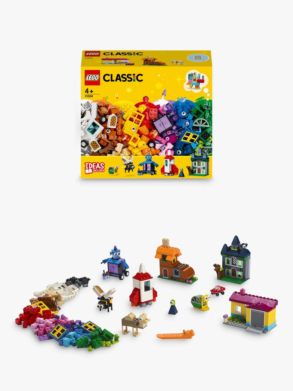 Lego LEGO Classic 11004 Windows of Creativity Bricks