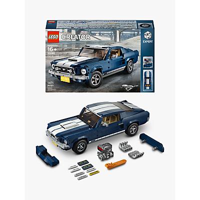 LEGO Creator 10265 Expert Ford Mustang Collectors Car