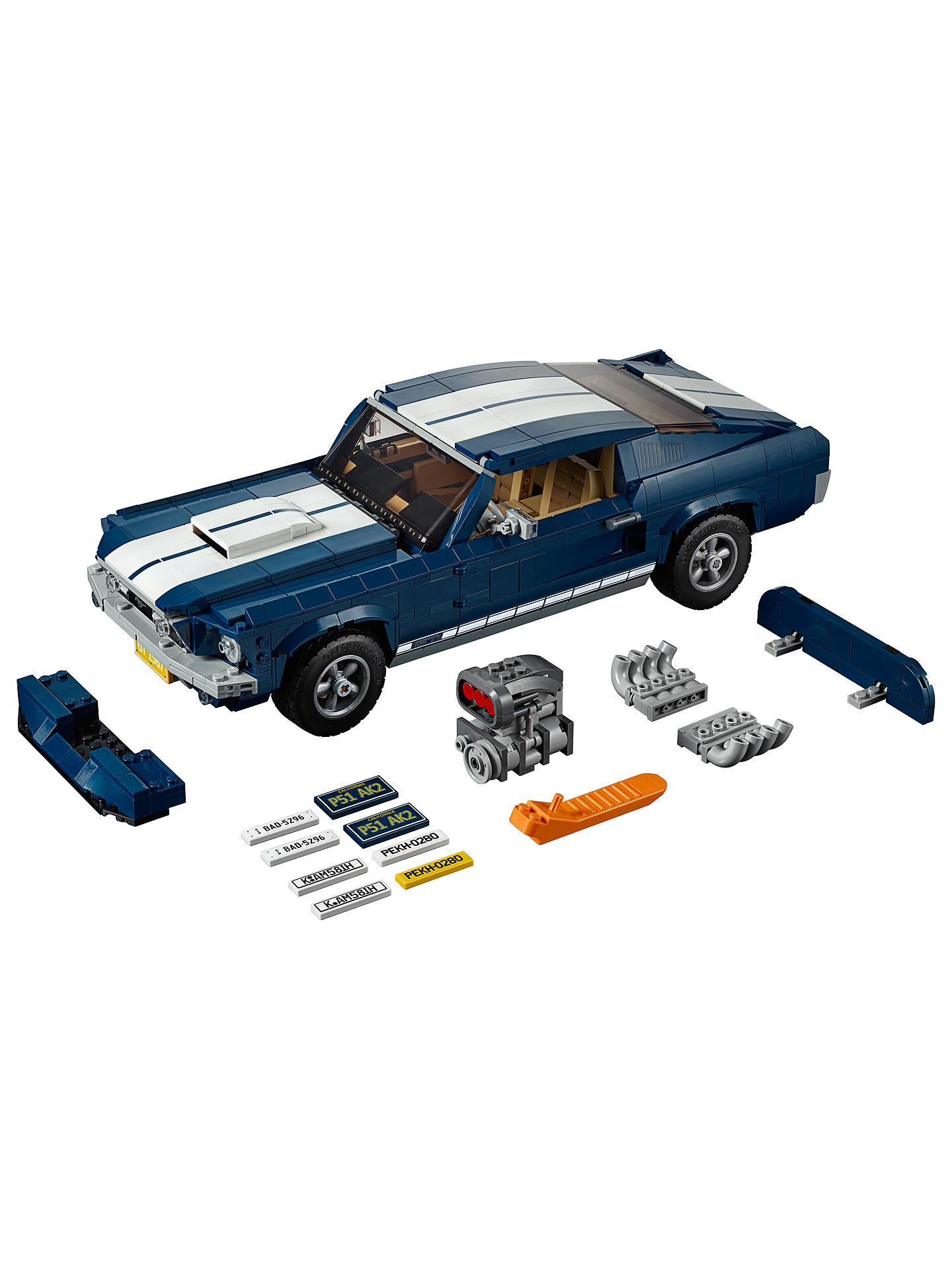 reputable site 02479 dfe2b LEGO Creator 10265 Expert Ford Mustang Collector's Car