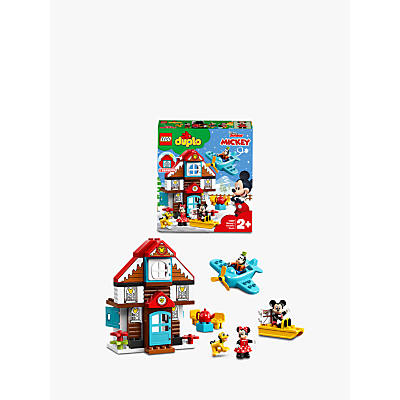 LEGO DUPLO 10889 Disney Mickeys Vacation House
