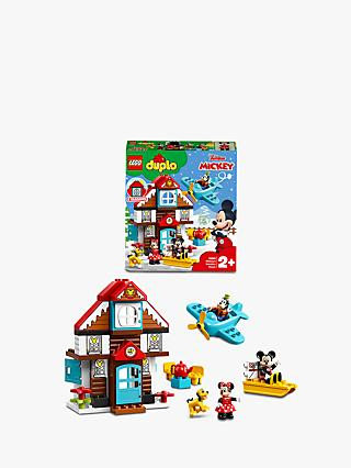 LEGO DUPLO 10889 Disney Mickey's Vacation House