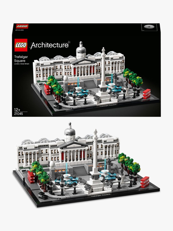 Lego LEGO Architecture 21045 Trafalgar Square with National Gallery