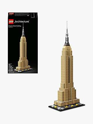 LEGO Architecture 21046 Empire State Building New York