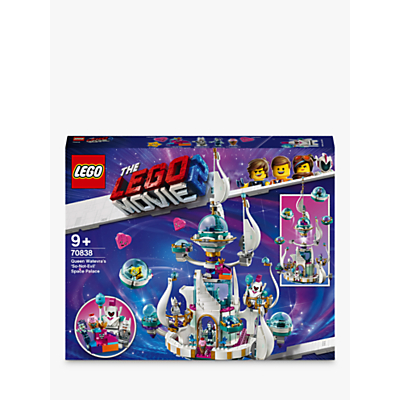 LEGO THE LEGO MOVIE 2 70838 Queen Watevra's