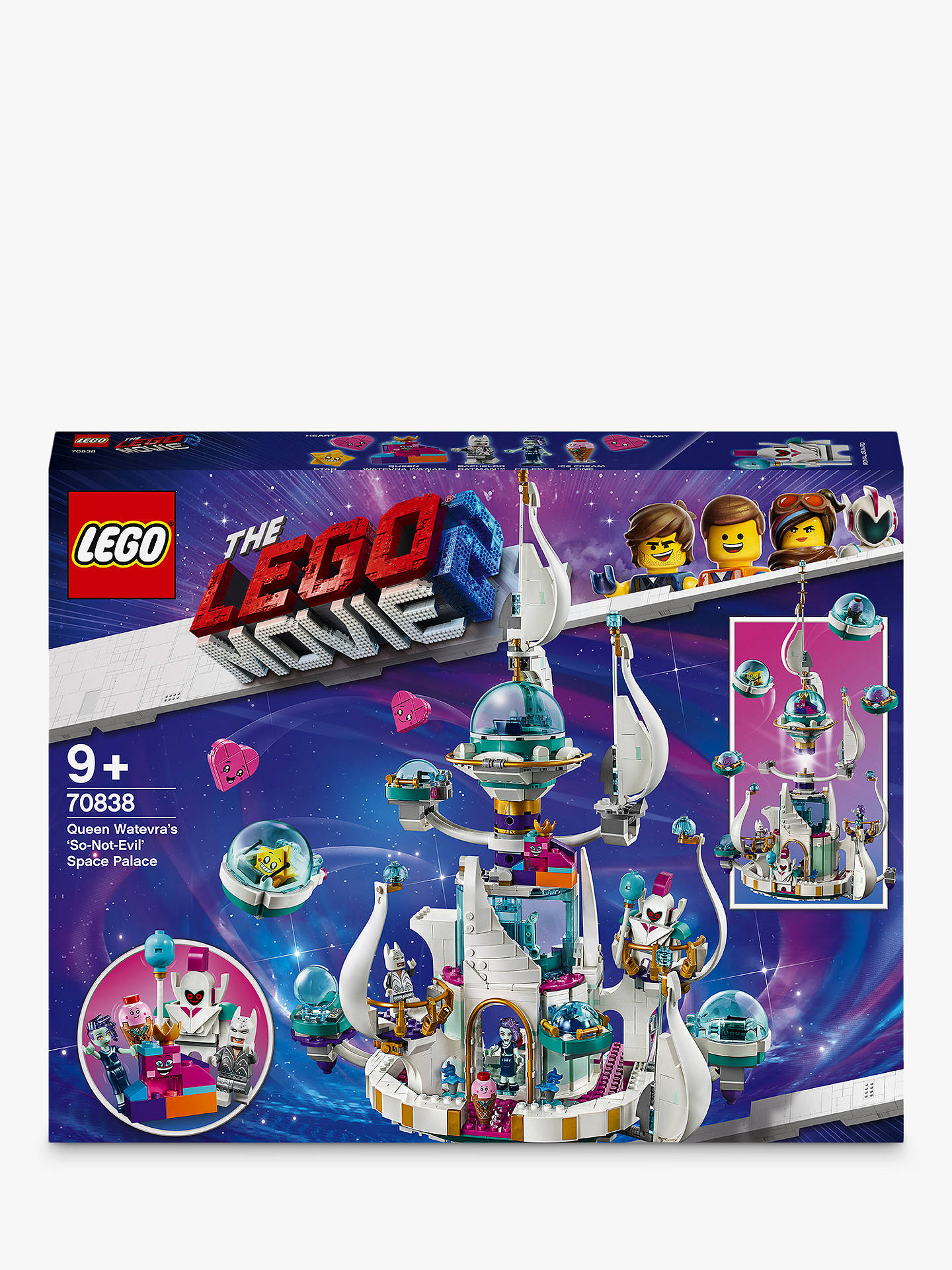 70838 Lego Movie-2 Minifigure CELESTE New