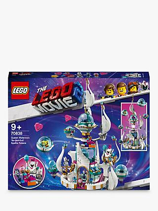 LEGO THE LEGO MOVIE 2 70838 Queen Watevra's 'So-Not-Evil' Space Palace