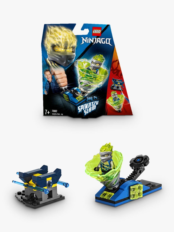 Lego LEGO Ninjago 70682 Spinjitzu Slam Jay