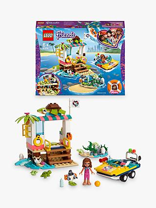 82eb82a4c LEGO Friends 41376 Turtles Rescue Mission
