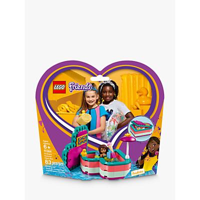 LEGO Friends 41384 Andreas Summer Heart Box