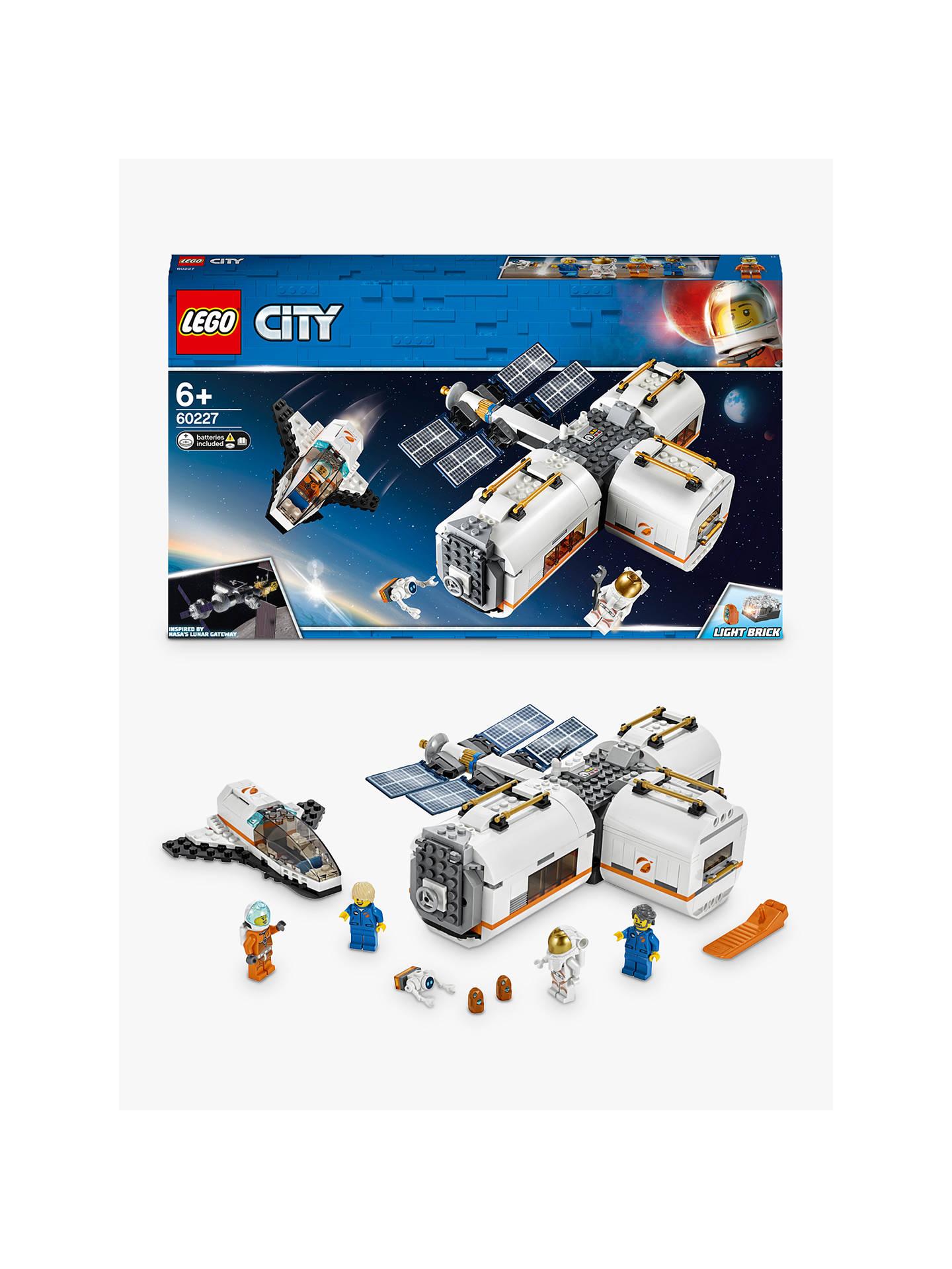 Space Station Lego 60227 City Lunar QBtdxorCsh