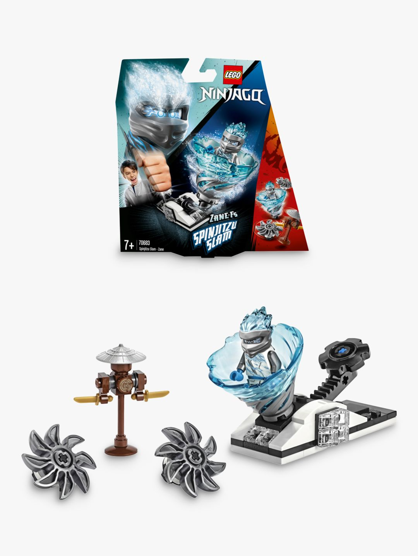 Lego LEGO Ninjago 70683 Spinjitzu Slam Zane
