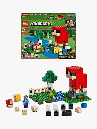Minecraft | LEGO | John Lewis & Partners