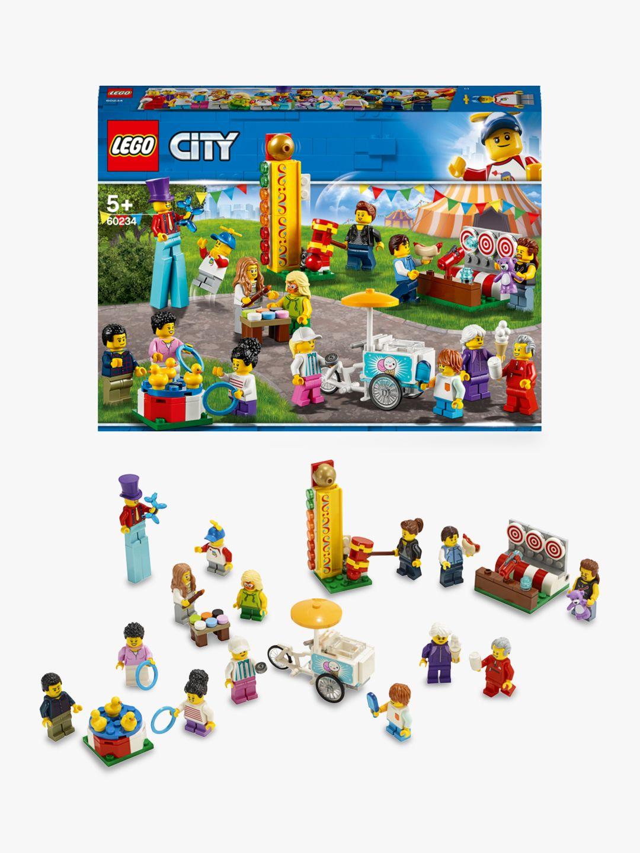 Lego LEGO City 60234 Fun Fair People Pack
