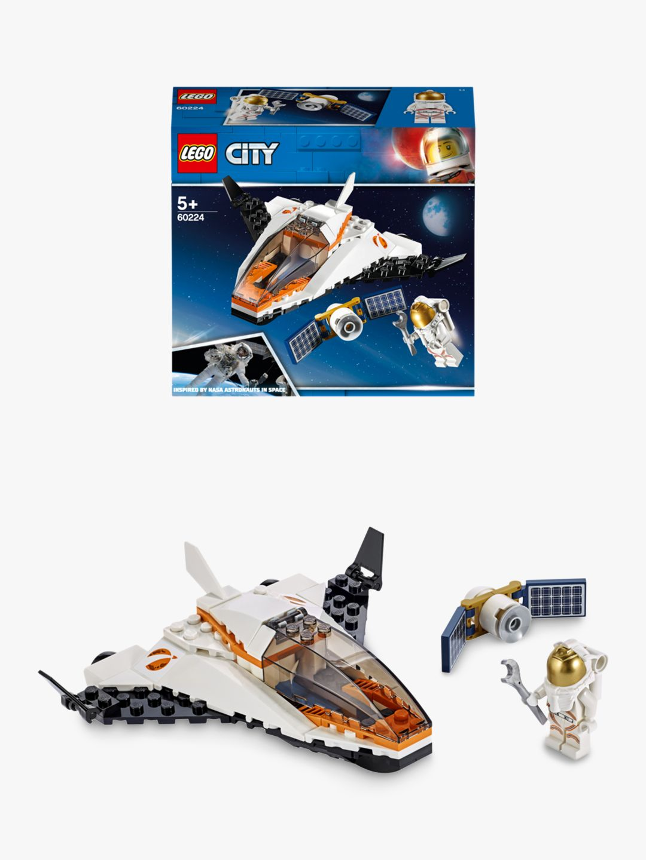 Lego LEGO City 60224 Satellite Service Mission