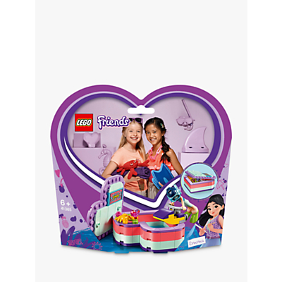 LEGO Friends 41385 Emmas Heart Box