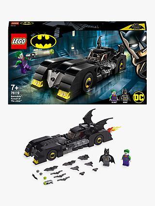 abfd46855 LEGO DC Batman 76119 Batmobile: Pursuit of The Joker