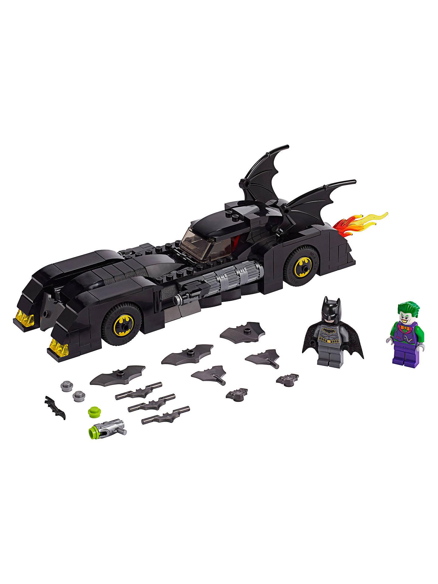 Fine Lego Dc Batman 76119 Batmobile Pursuit Of The Joker Evergreenethics Interior Chair Design Evergreenethicsorg