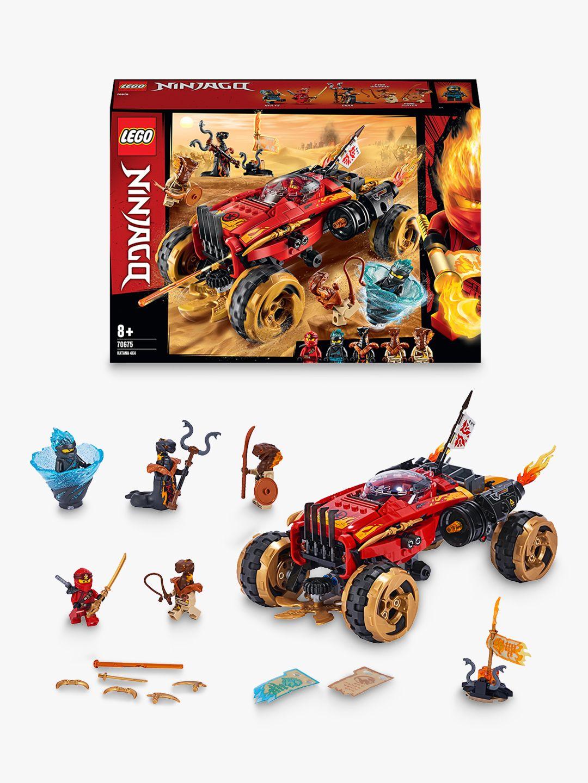 Lego LEGO Ninjago 70675 4x4 Katana