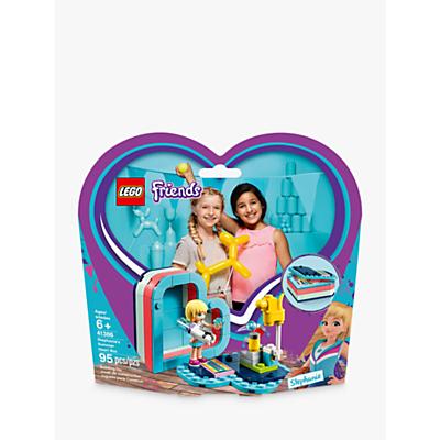 LEGO Friends 41386 Stephanies Summer Heart Box