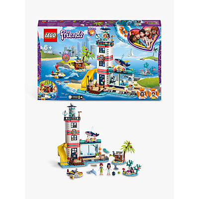 LEGO Friends 41380 Lighthouse Rescue Centre